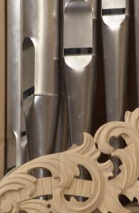 Nachbau einer Arp-Schnittger-Orgel