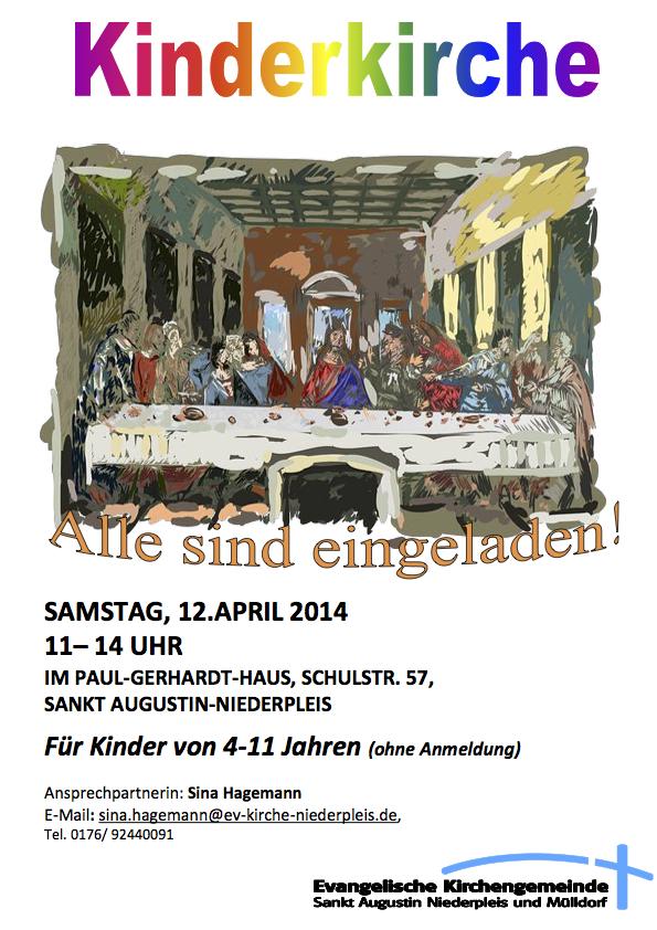Flyer April 2014