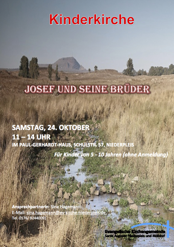Flyer Oktober Josef